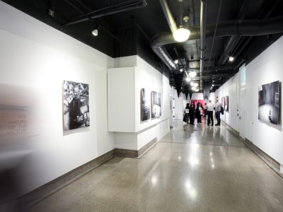 Artscape Youngplace Hallway Galleries